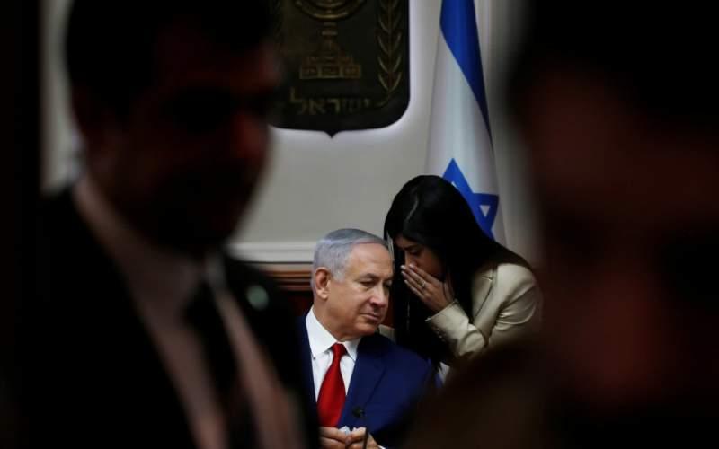 بنیامین نتانیاهو در نشست کابینه اسرائیل