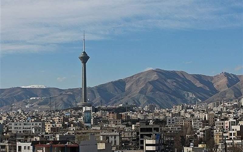 امروز هوای تهران چگونه است؟