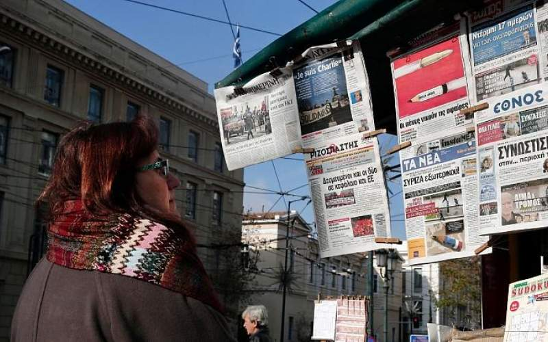 ارعاب و آزار روزنامهنگاران افزایش یافته است
