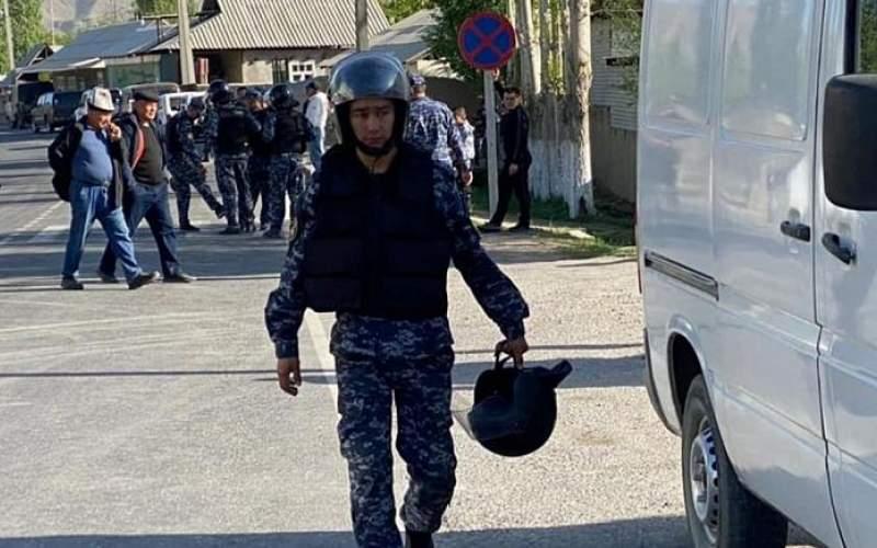 درگیری مرزی تاجیکستان و قرقیزستان بر سر آب
