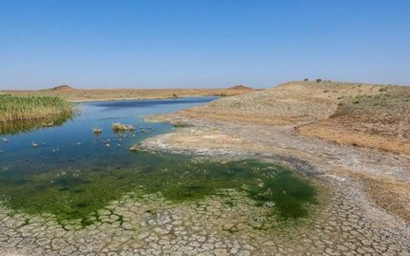 کاهش چشمگیر حجم آب زیرزمینی در ایران
