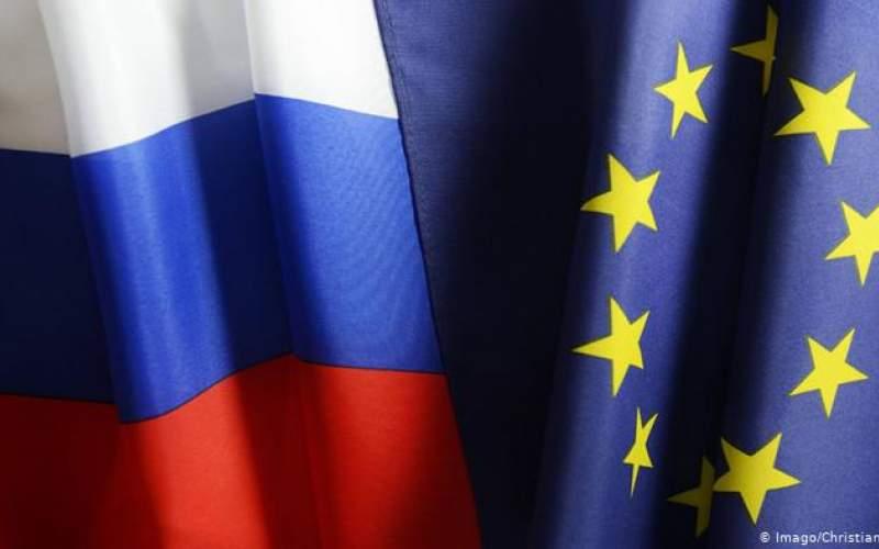 روسیه هشت مقام ارشد اروپا را تحریم کرد