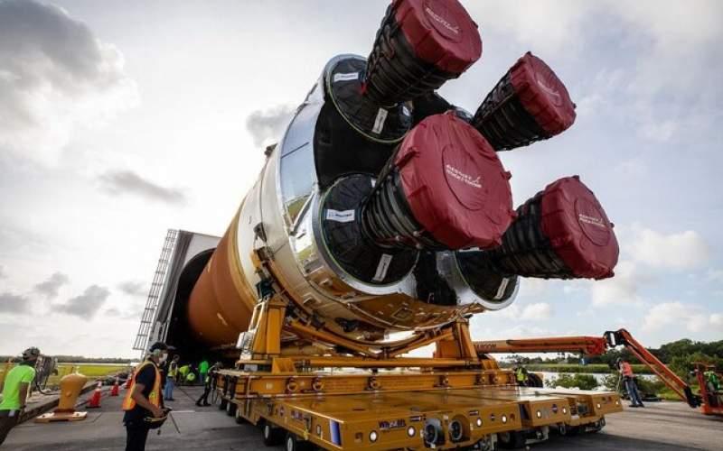 """نگاهی به اجزای """"سیستم پرتاب فضایی"""" ناسا"""