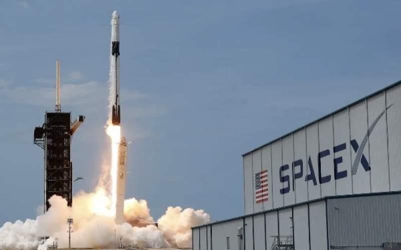 قرارداد ناسا و اسپیس ایکس تعلیق شد