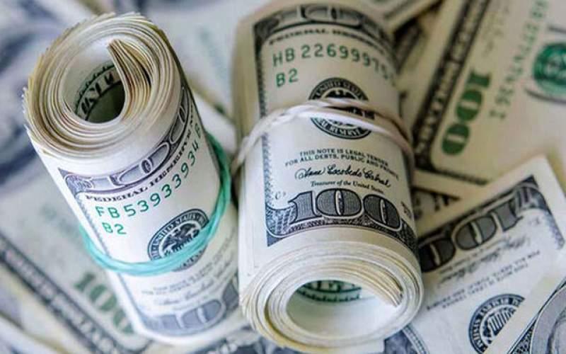 قیمت دلار ۲۳ هزار و ۴۵۰ تومان شد /جدول