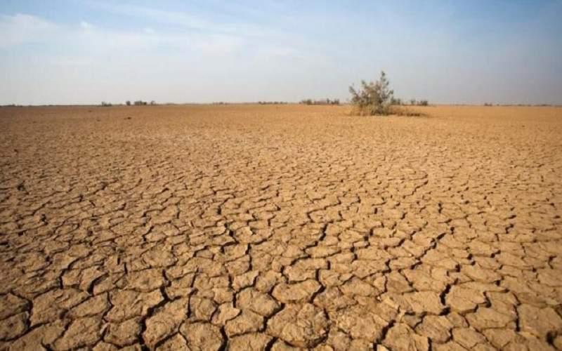 ایران در آستانه روبه رو شدن با خشکسالی است