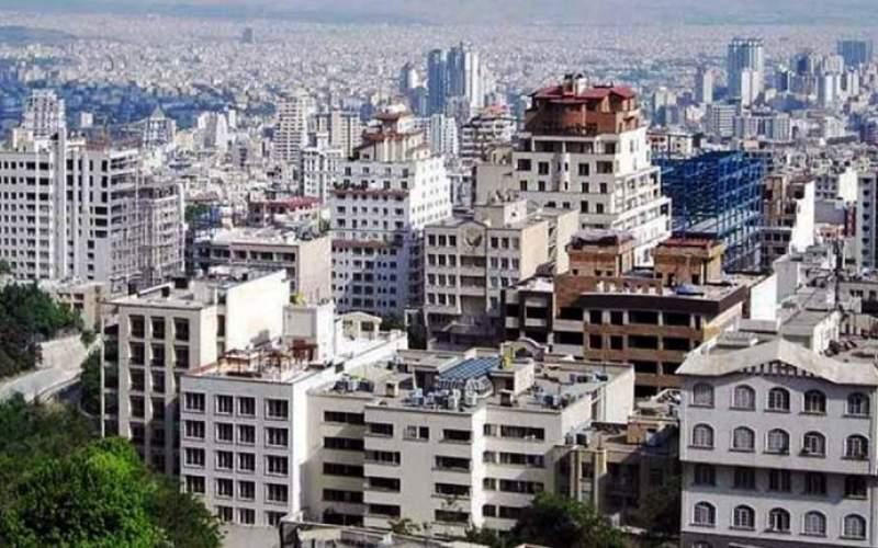 خانههای زیر ۶۰۰ میلیونی در تهران/جدول