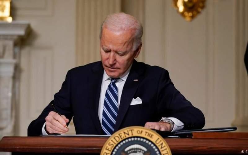 بایدن بودجه ساخت دیوارترامپ را لغو کرد
