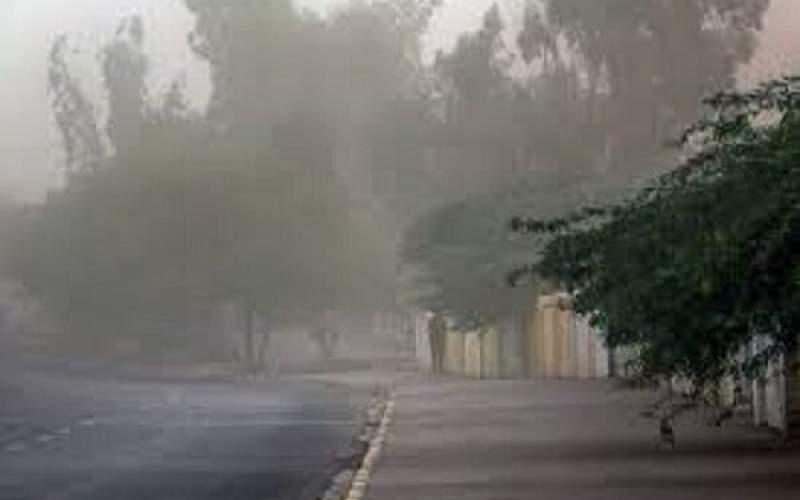 هشدار هواشناسی درباره باد شدید در ۲۱ استان