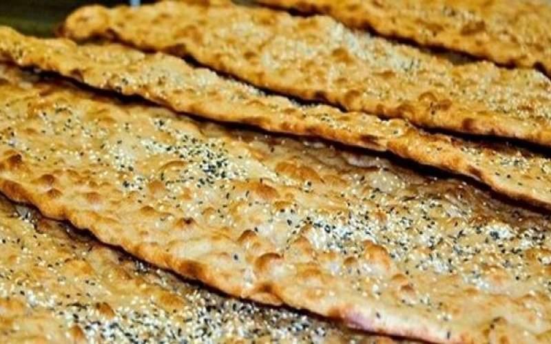 نان سنگک تا ۶ هزار تومان فروخته میشود