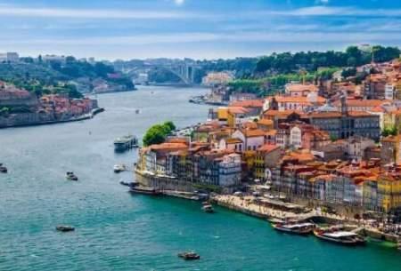 کاهش شدید گردشگران پرتغال