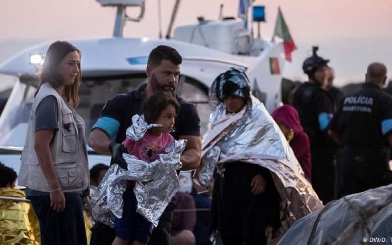 رسوایی همکاری مرزبانی اروپا با لیبی