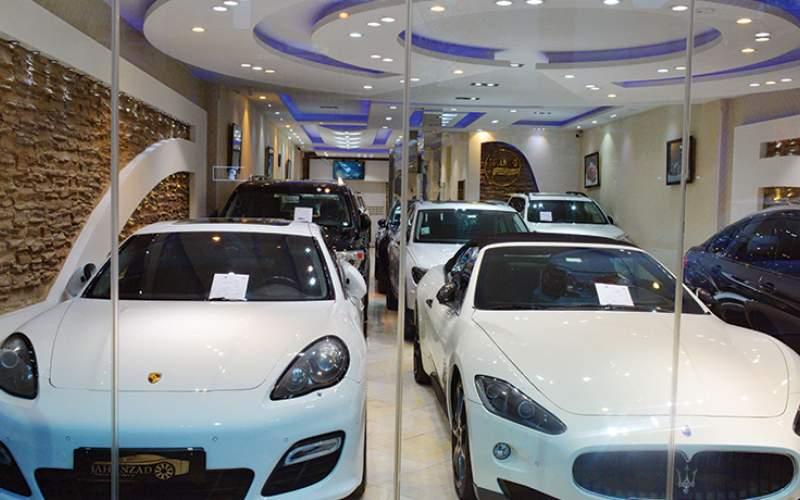 ریزش ۸۰ میلیون تومانی قیمت در بازار خودروهای خارجی