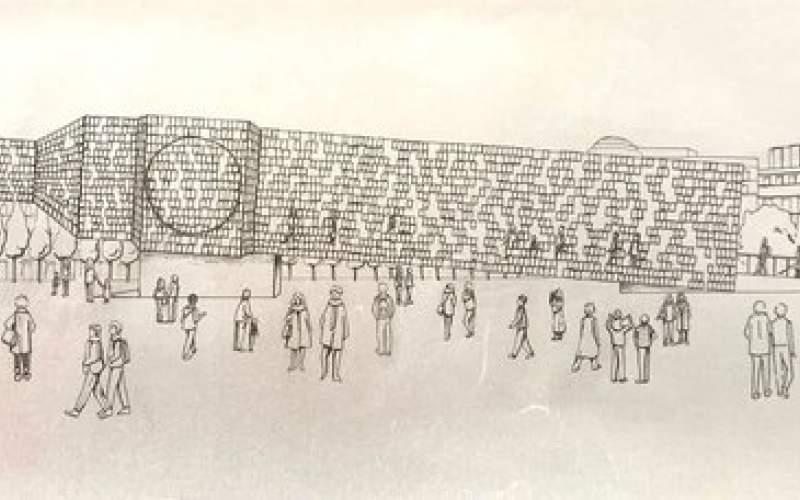هنرمند آرژانتینی برج ساعت بیگ بن را واژگون کرد
