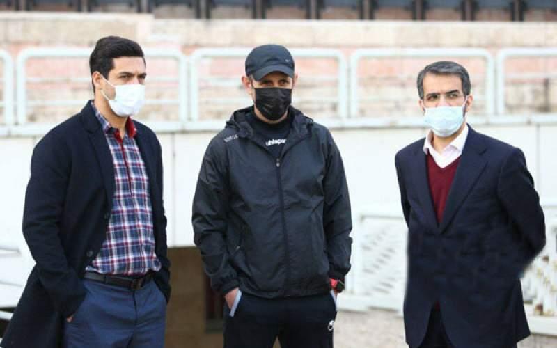 پرسپولیس درانتظار تعویق بازی باسپاهان اصفهان