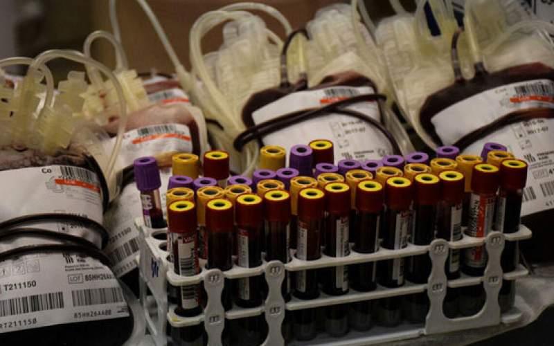 کدام استان ها خون بیشتری مصرف می کنند