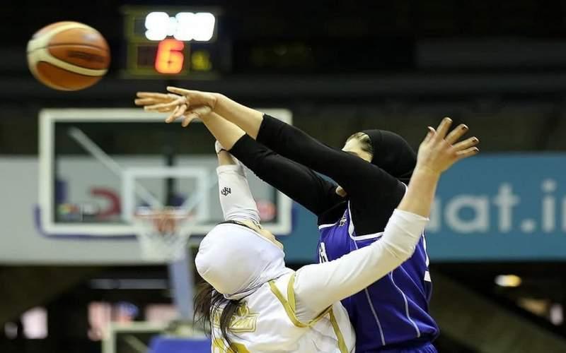 دختران ایران به جام جهانی بسکتبال صعود کردند