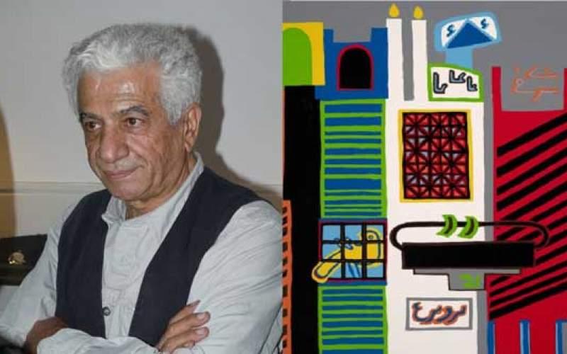 نمایش آثار چاپی «پرویز تناولی» در لندن