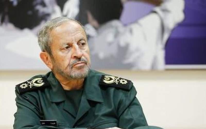 یک سردار دیگر سپاه هم اعلام کاندیداتوری کرد