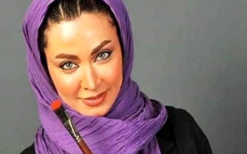 فقیهه سلطانی از تلویزیون خداحافظی کرد/عکس