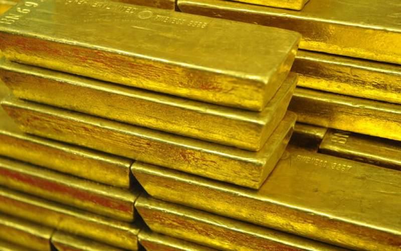 افزایش  قیمت ملایم طلای جهانی