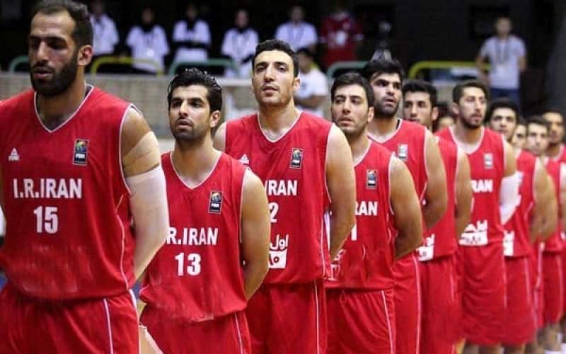 آغاز اردوی تیم ملی بسکتبال از 26 اردبیهشت