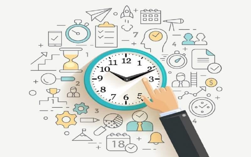 ذخیره زمان هنگام کار کردن با دیگران