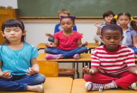 مدیتیشن سلامت روان کودکان را تقویت میکند