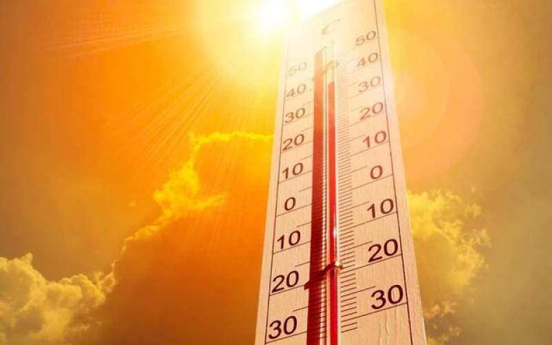 افزایش رطوبت و دما درخوزستان