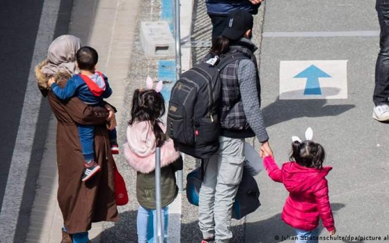 حمایت حقوقی آلمان از پناهندگان دیگر کشورها