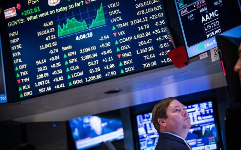 شاخص های مهم بورسی آمریکا و اروپا صعودکردند