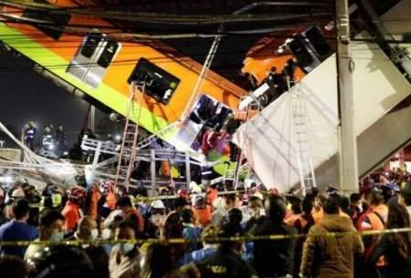 ۱۰۰ کشته و زخمی در حادثه قطار در مکزیک