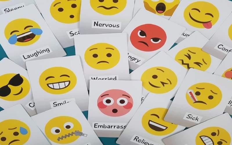 احساسات و انواع پاسخهای هیجانی