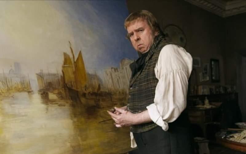 بازیگر انگلیسی وارد دنیای واقعی نقاشی شد