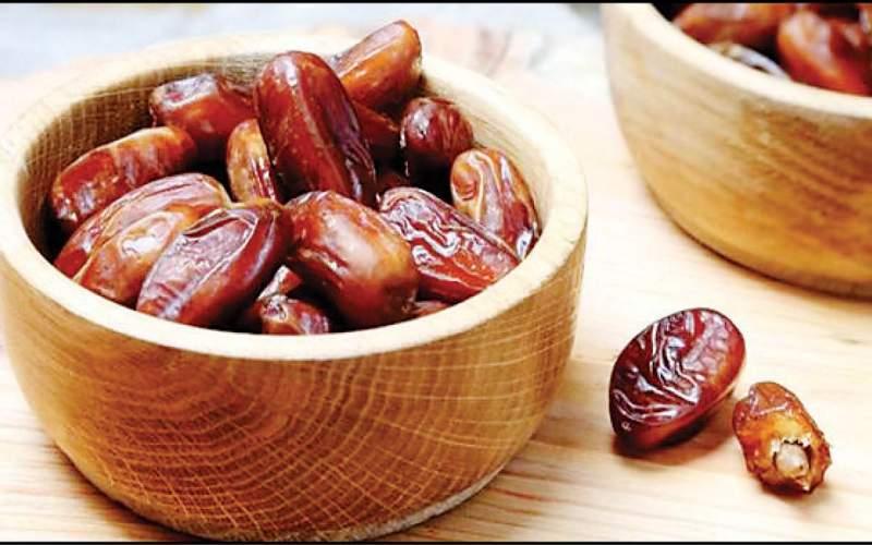 قیمت انواع خرما در میادین /جدول