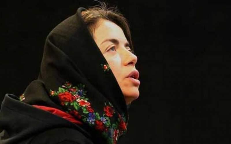انتقاد خانم بازیگر از یک بی هویتی