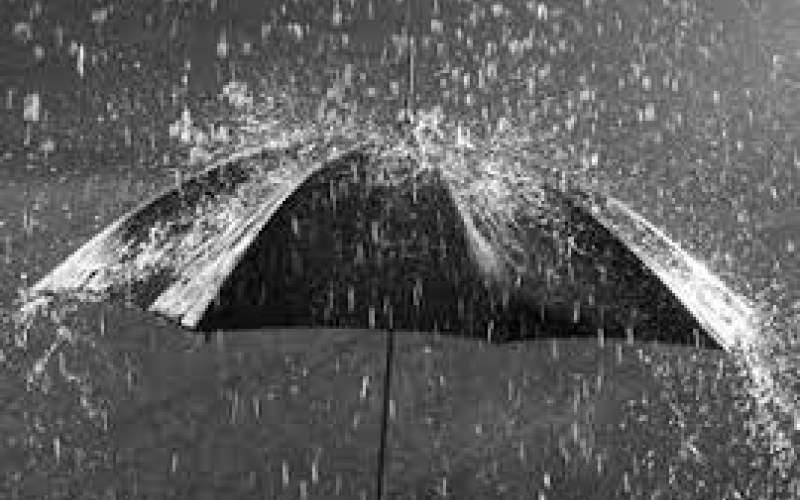 رگبار باران و کاهش دما در برخی مناطق کشور