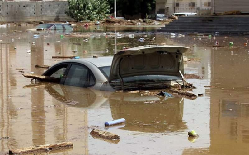 خسارتهای سیلاب دیروز در استان تهران
