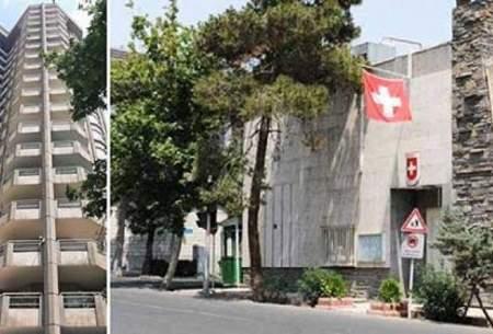 رمزگشایی از سقوط  کارمند سفارت سوئیس