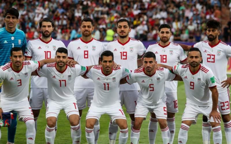 ساعت بازیهای تیم ملی ایران مشخص شد