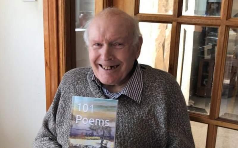 کتاب پدربزرگ ۹۲ ساله پرفروش شد