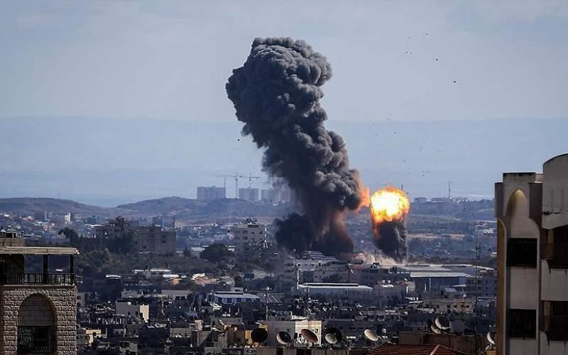تازه ترین حمله موشکی اسرائیل به سوریه