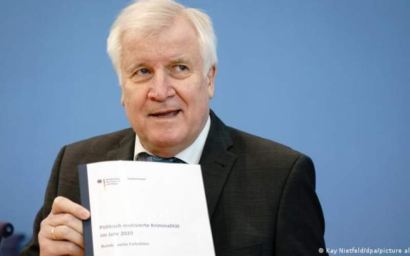 رشد جرائم با انگیزههای سیاسی در  آلمان