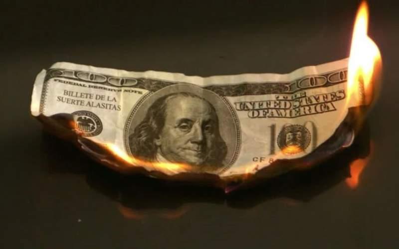 آتش زدن دلارقاچاق؛یک طرح عجیب دیگر از مجلس