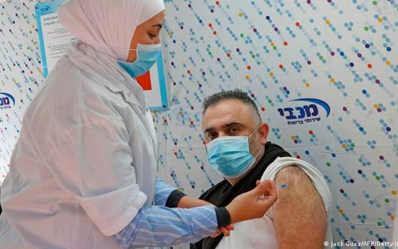 واکسیناسیون در اسرائیل با واکسن فایزر