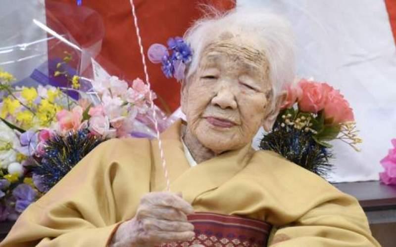 خودداری پیرترین فرد جهان از حمل مشعل المپیک