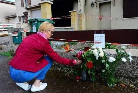 زنده سوزاندن همسر به دست شوهر در فرانسه