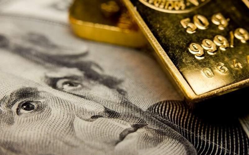 قیمت طلای جهانی در قله ۲.۵ماهه ایستاد