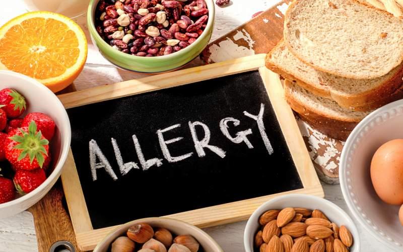 از آلرژیهای غذایی بیشتر بدانید