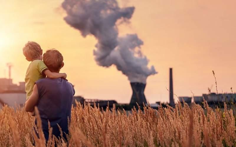 عارضهای که آلودگی هوا برای کودکان دنبال دارد